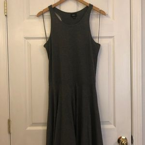 Gray Swing Dress  NWOT | Mossimo